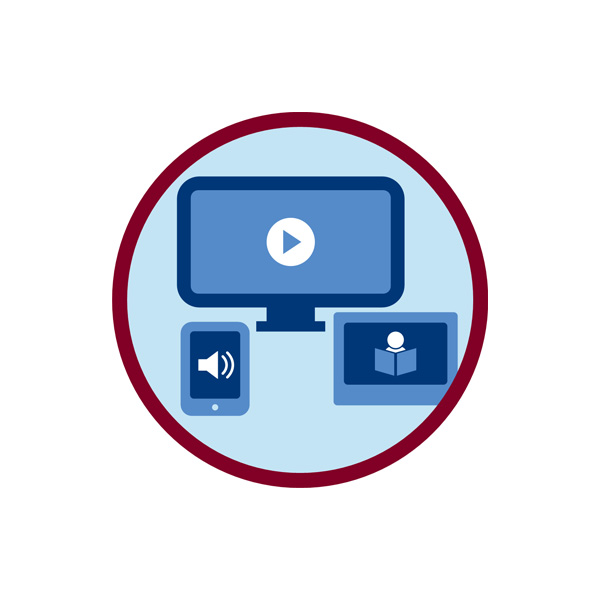 Computer Based Training Icon