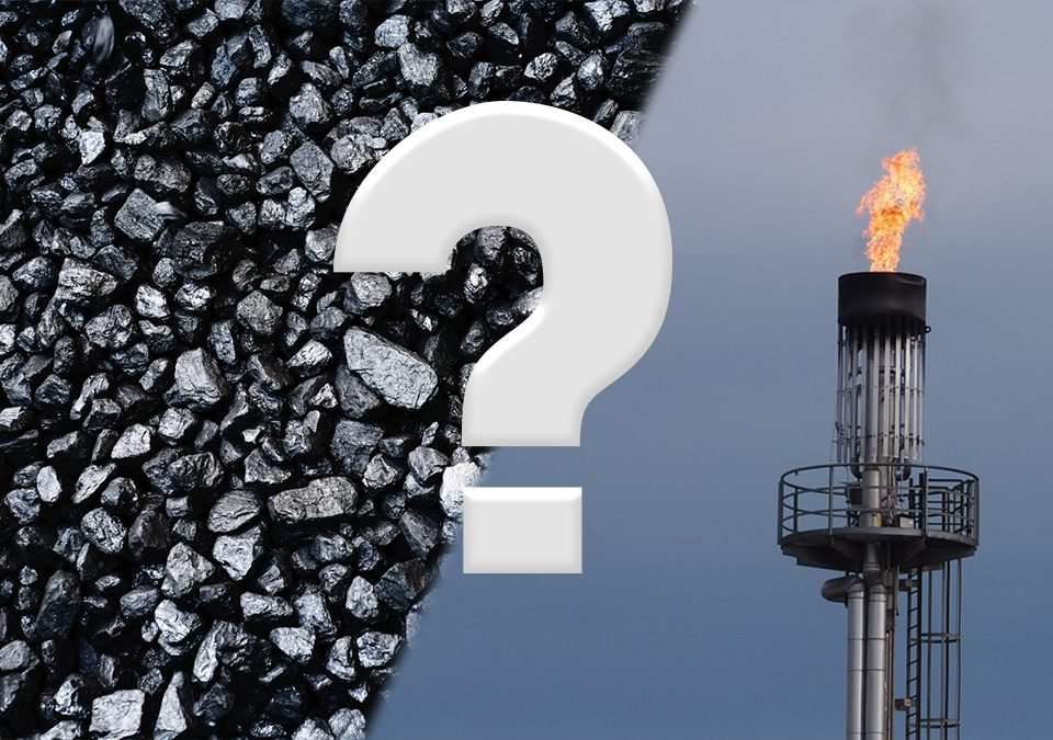 Coal versus Natural Gas